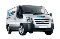 1 Ton Ford Transit Van